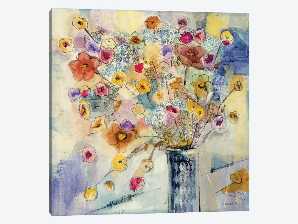Popcorn I by Jill Martin 1-piece Canvas Print