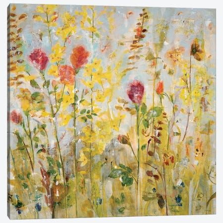 Spring Medley Canvas Print #JLL34} by Jill Martin Canvas Art