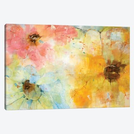 Trio Canvas Print #JLL35} by Jill Martin Canvas Artwork
