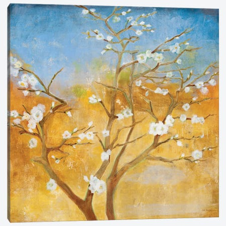 White Emanations Canvas Print #JLL37} by Jill Martin Canvas Wall Art