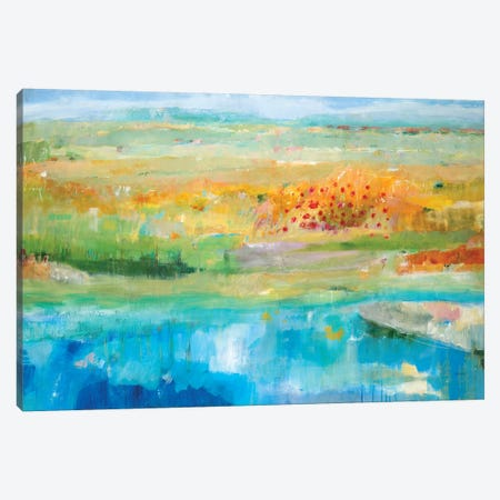 Moving On Canvas Print #JLL40} by Jill Martin Canvas Wall Art