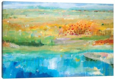Moving On Canvas Art Print