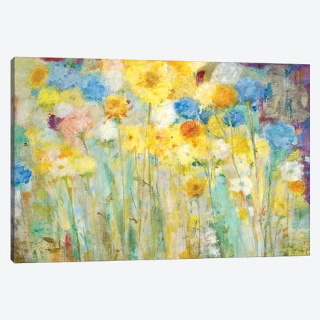 Breezy Canvas Print #JLL43} by Jill Martin Canvas Art