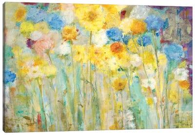 Breezy Canvas Art Print