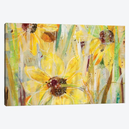 Finding Happiness Canvas Print #JLL44} by Jill Martin Art Print