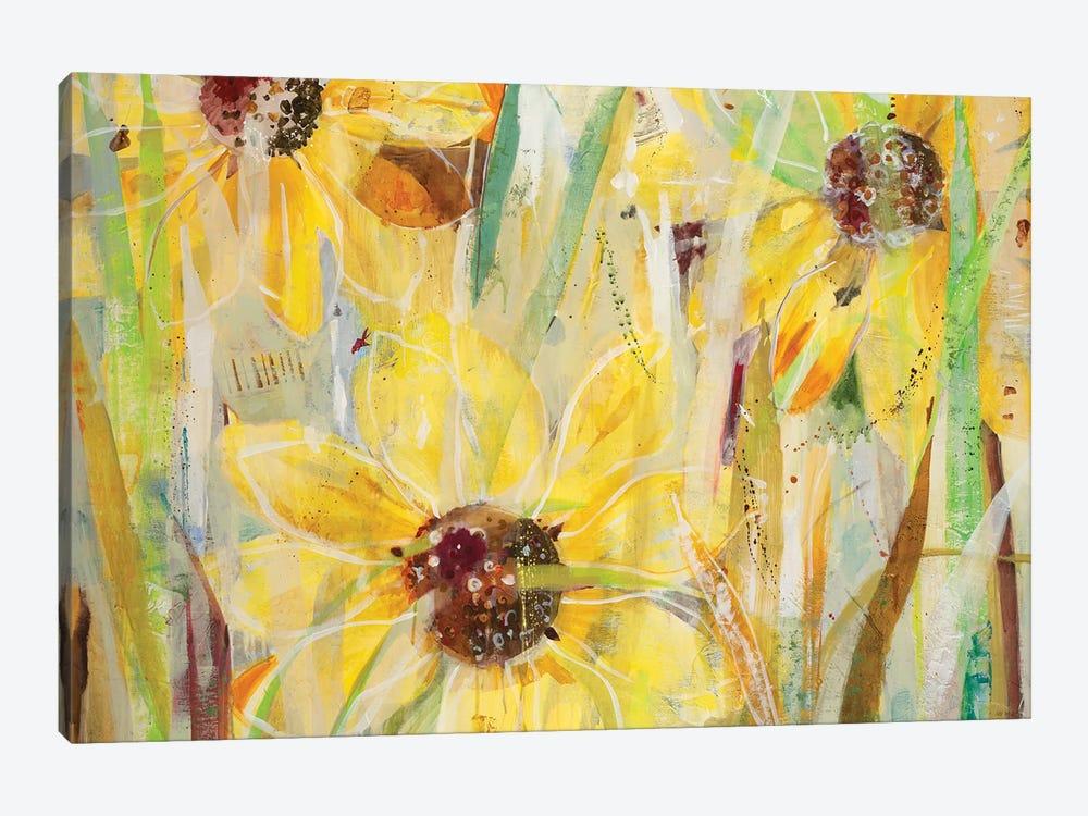 Finding Happiness by Jill Martin 1-piece Canvas Art