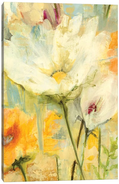 Free Spirits III Canvas Art Print