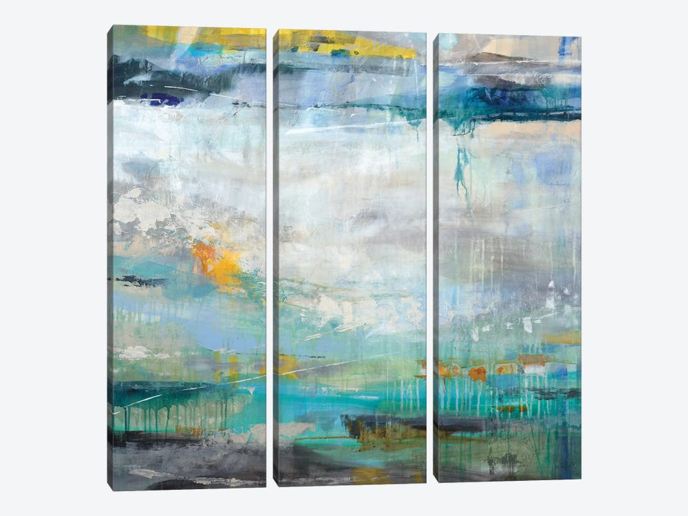 Atmosphere by Jill Martin 3-piece Canvas Art