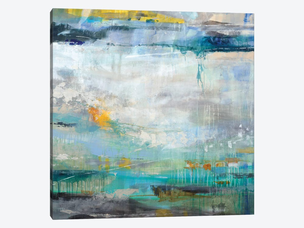 Atmosphere by Jill Martin 1-piece Canvas Art