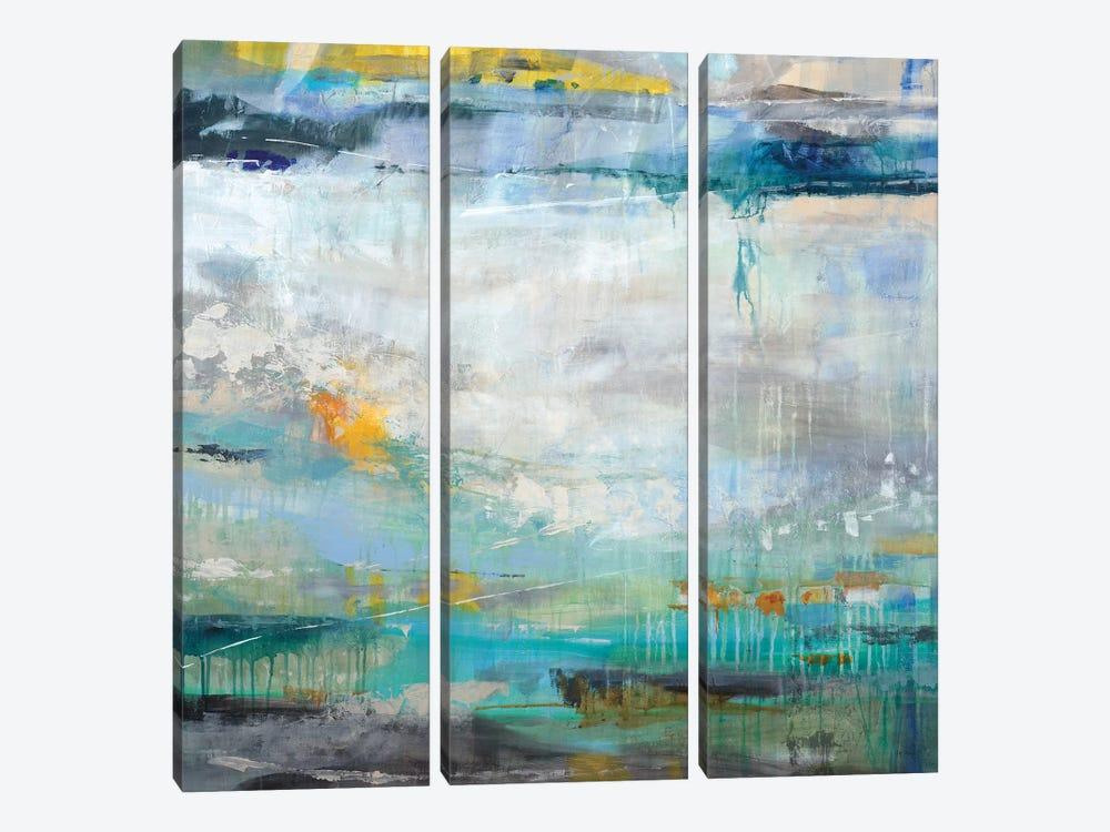 Atmosphere by Jill Martin 3-piece Canvas Art