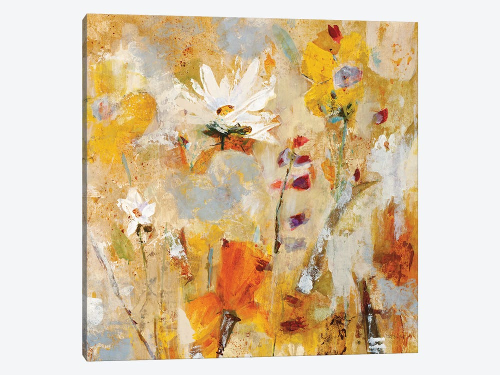 Jostle (Detail) II by Jill Martin 1-piece Canvas Wall Art
