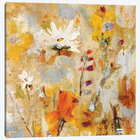 Jostle (Detail) II 3-Piece Canvas #JLL55} by Jill Martin Canvas Wall Art