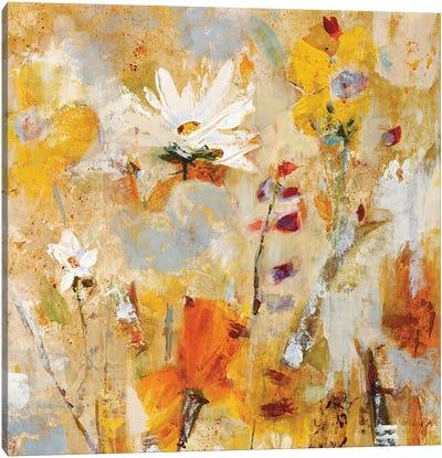 Jostle (Detail) II Canvas Art Print