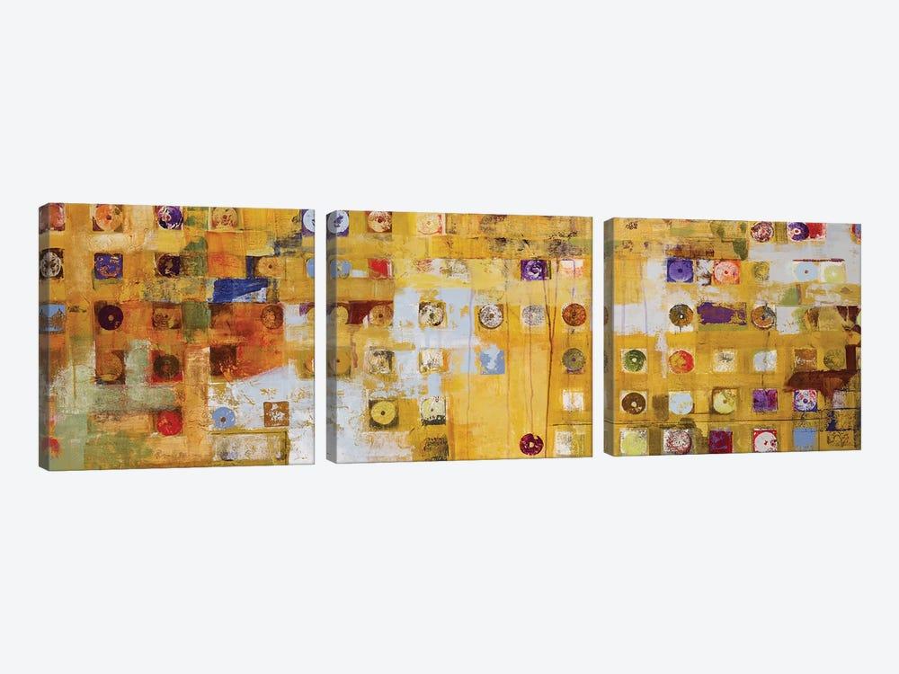 Lifesaver Medley by Jill Martin 3-piece Canvas Art Print