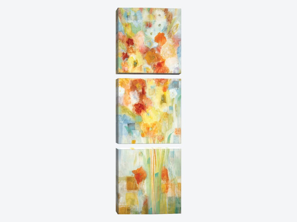 Meander by Jill Martin 3-piece Canvas Art