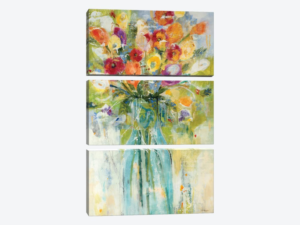Realizing The Day by Jill Martin 3-piece Canvas Art