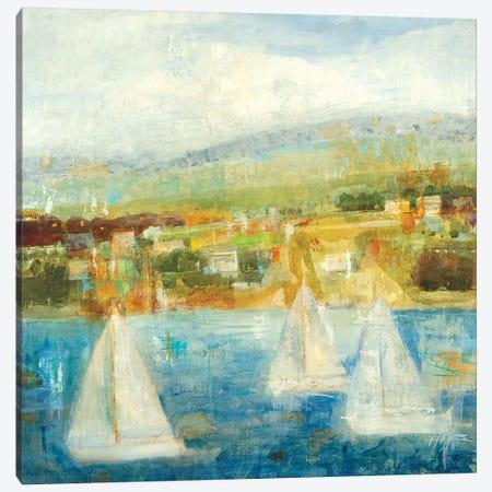Brisk Winds Canvas Print #JLL5} by Jill Martin Canvas Art
