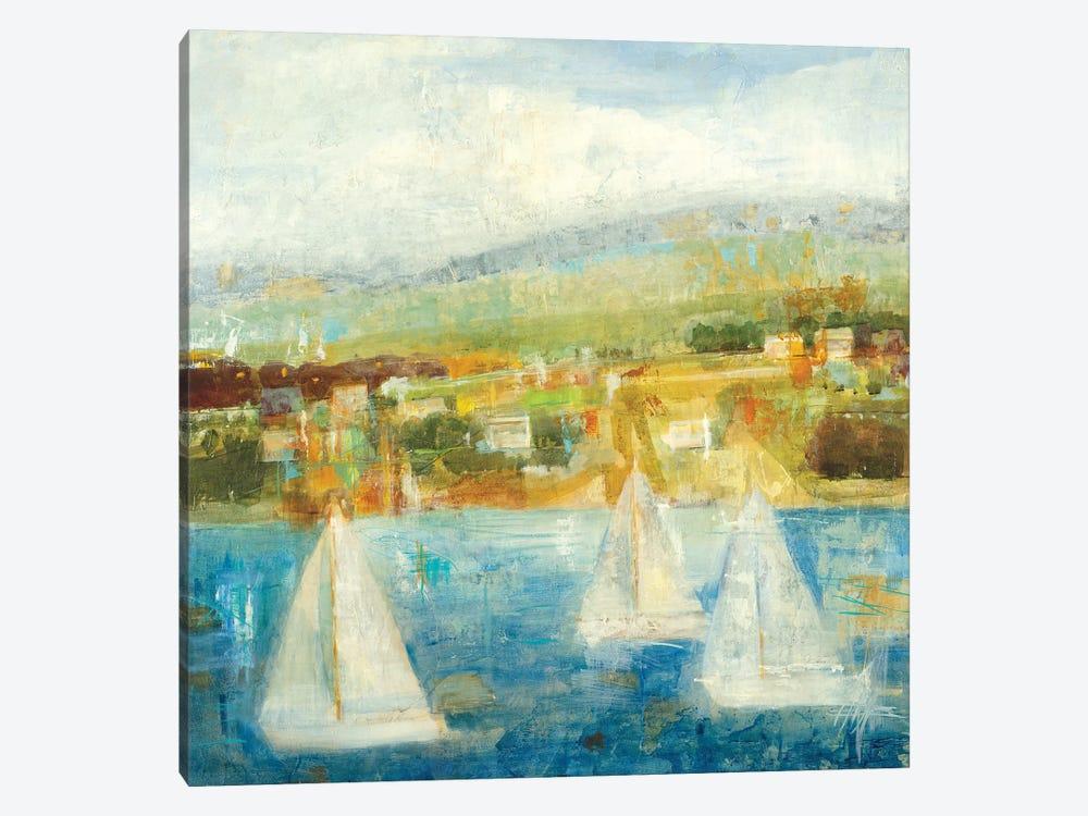 Brisk Winds by Jill Martin 1-piece Canvas Art Print