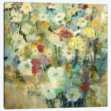 Transpiration Canvas Print #JLL62} by Jill Martin Canvas Art