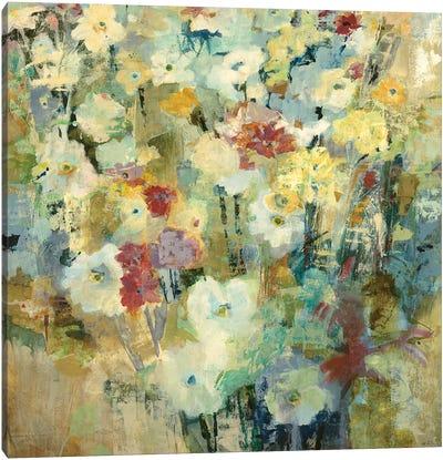 Transpiration Canvas Art Print
