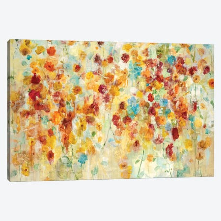 Tuileries Canvas Print #JLL63} by Jill Martin Canvas Wall Art