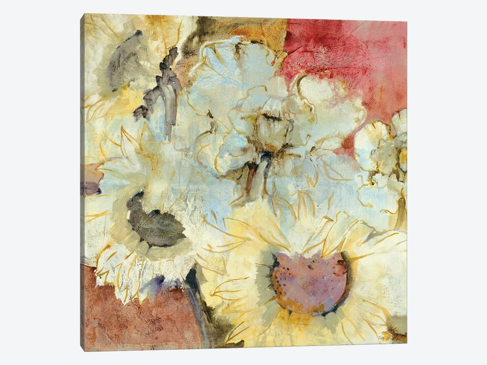 Visions I by Jill Martin 1-piece Canvas Print