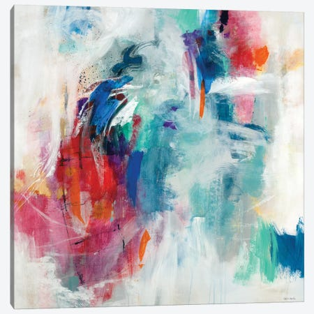 High Flying Act II 3-Piece Canvas #JLL68} by Jill Martin Canvas Artwork