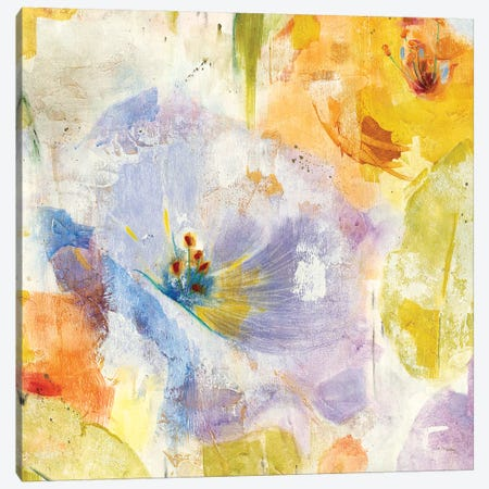 Calypso I Canvas Print #JLL6} by Jill Martin Canvas Artwork