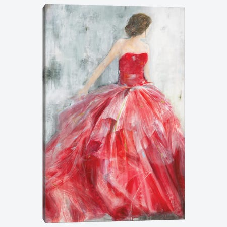 Redowa Canvas Print #JLL73} by Jill Martin Art Print