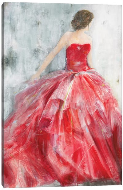 Redowa Canvas Art Print