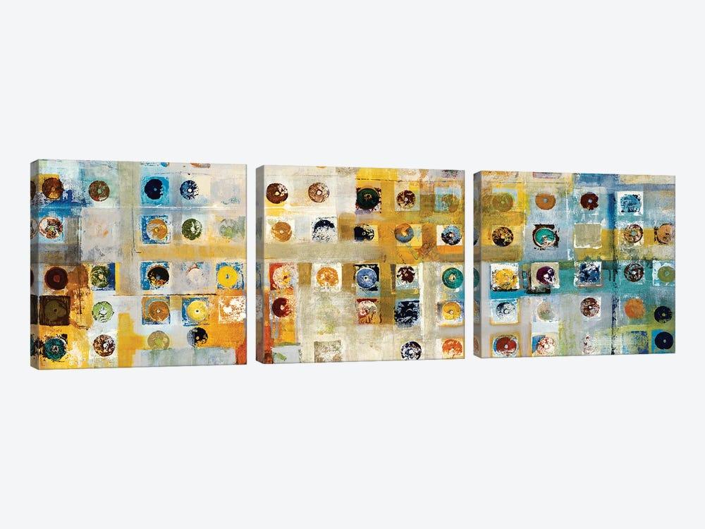Continuum by Jill Martin 3-piece Art Print