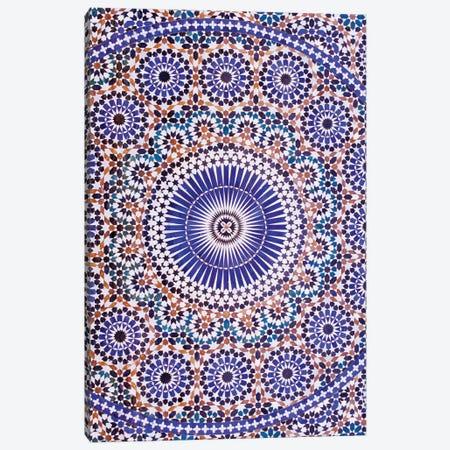Zellij, Meknes, Morocco Canvas Print #JLM2} by Merrill Images Canvas Artwork