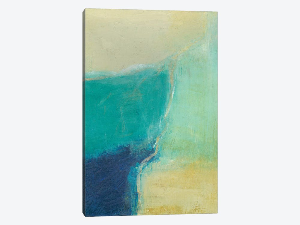 Subtle Interaction I by J. Holland 1-piece Canvas Print