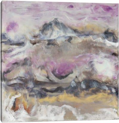 Lavender Billows I Canvas Art Print