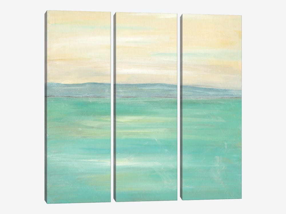 Serenity II by J. Holland 3-piece Canvas Art