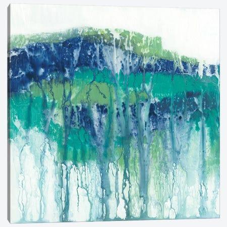 Emerging Layers I Canvas Print #JLN19} by J. Holland Canvas Print