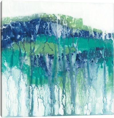 Emerging Layers I Canvas Art Print