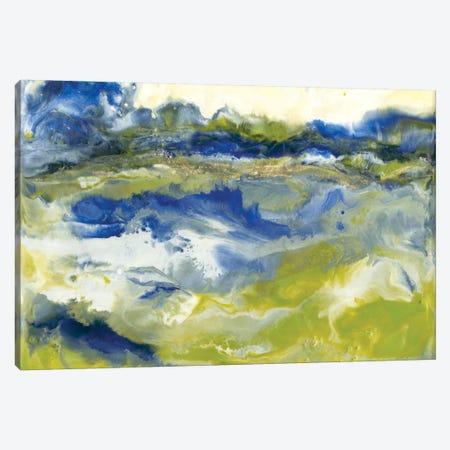 Marine Flow I Canvas Print #JLN1} by J. Holland Canvas Art Print