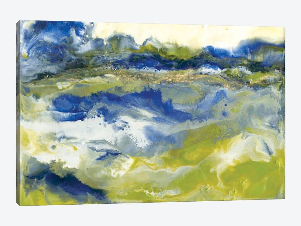Marine Flow I by J. Holland 1-piece Art Print