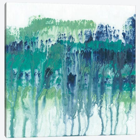 Emerging Layers II Canvas Print #JLN20} by J. Holland Canvas Artwork