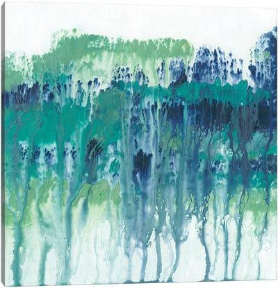 Emerging Layers II Canvas Art Print