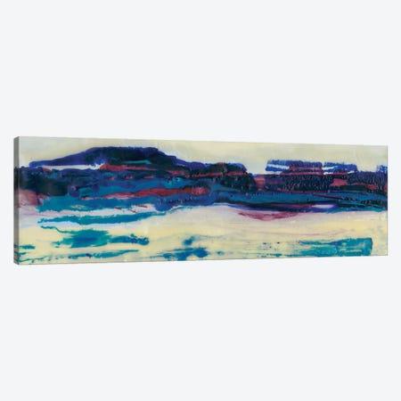 Vibrant Horizon I Canvas Print #JLN21} by J. Holland Canvas Wall Art