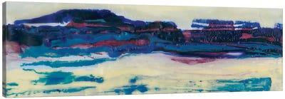 Vibrant Horizon I Canvas Art Print