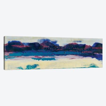 Vibrant Horizon II Canvas Print #JLN22} by J. Holland Canvas Art
