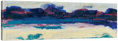 Vibrant Horizon II Canvas Art Print