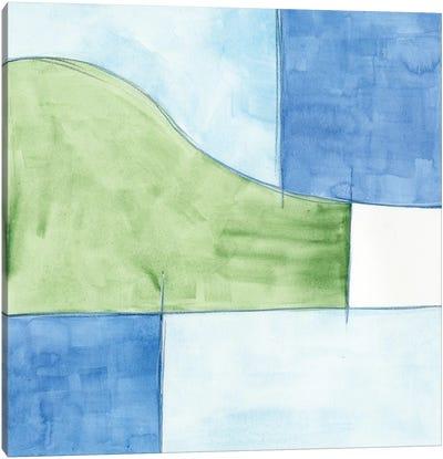 Patch I Canvas Art Print
