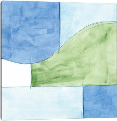 Patch IV Canvas Art Print