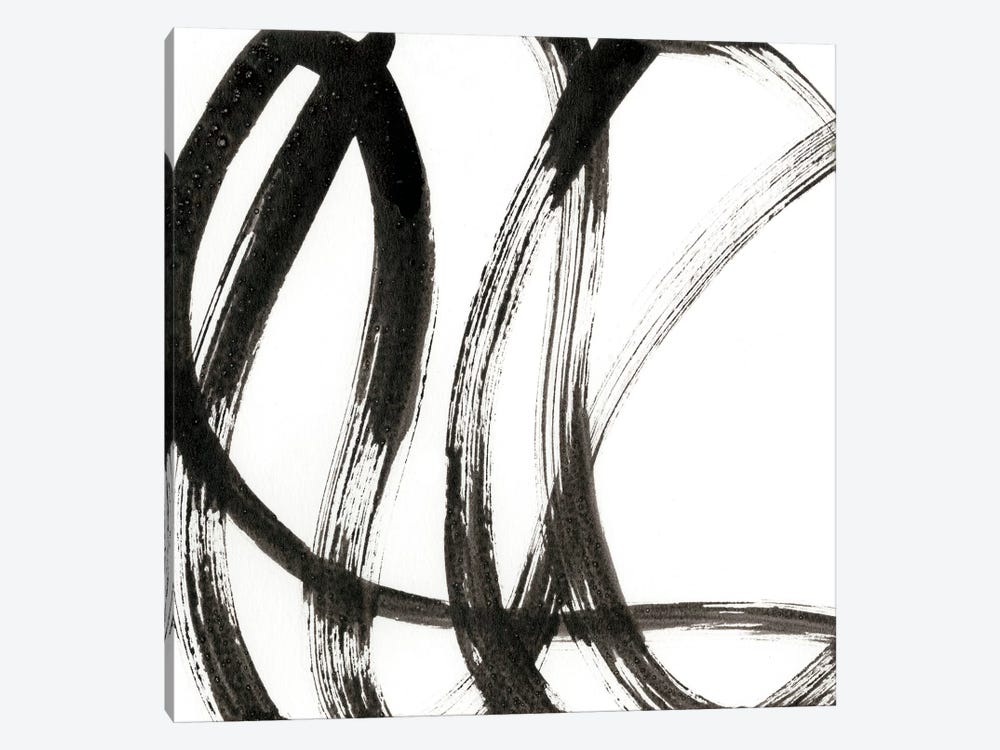Linear Expression I by J. Holland 1-piece Canvas Print