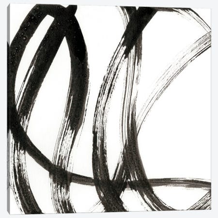 Linear Expression I Canvas Print #JLN3} by J. Holland Canvas Print