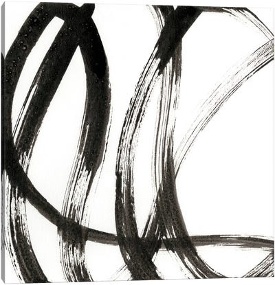 Linear Expression I Canvas Art Print